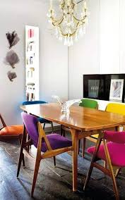 Colored Leather Dining Chairs Dining Chairs Bright Colored Dining Chair Covers With The New