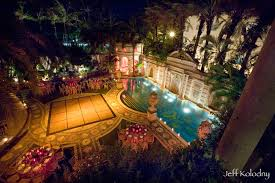 best wedding venues in miami that s quite the backyard pool casa casuarina versace mansion