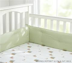 rabbit crib bedding rabbit baby bedding set pottery barn kids