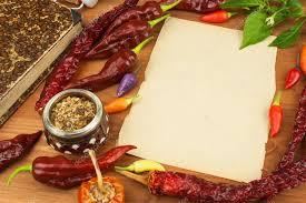 cuisine mexicaine recette livre de recettes et de piments recette de nourriture épicée