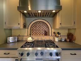 Mediterranean Kitchen Tiles - spanish style galley kitchen melissa salamoff hgtv