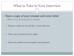 make the most of your interview passport to internship success