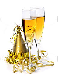 new years chagne flutes new year champagne glasses new glass