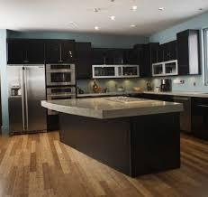 ilot centrale de cuisine cuisine ilot centrale collection avec table pliante cuisine