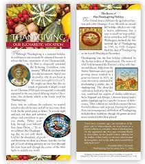 thanksgiving handout card
