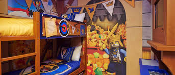 New LEGOLAND Castle Hotel NOW OPEN - Hotels with family rooms near legoland