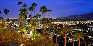 palm springs city visit california