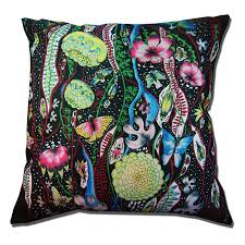 home fantasy design inc fantasy cushion cover by anna strom design of norway as