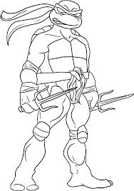 nickelodeon coloring pages teenage mutant ninja turtles 5130