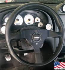 mustang steering wheel ebay