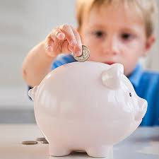 his and piggy bank six ways to teach your kids about saving money windgate wealth