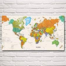 World Map Prints by Online Get Cheap European Map Poster Aliexpress Com Alibaba Group