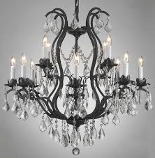 Cheap Fake Chandeliers Fake Crystal Chandelier U2013 Thejots Net