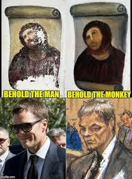 Monkey Jesus Meme - tom brady jesus imgflip