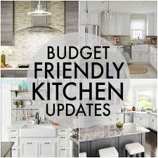 Friendly Kitchen Budget Friendly Kitchen Updates Persnickety Plates