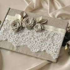 Shabby Chic Wedding Guest Book by 12 Best Guest Book Images On Pinterest Wedding Guest Book