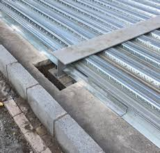 kr steel services metal decking systems for steel framed