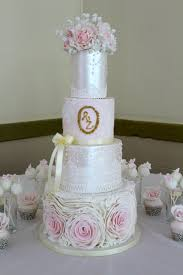 wedding cake glasgow beautiful blush wedding cake design rosewood wedding cakes