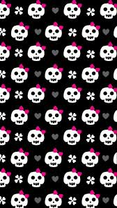 cute halloween phone wallpapers 153 best skull 3 images on pinterest