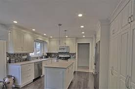 custom white kitchen cabinets off white kitchen cabinets new kitchen delivers more space