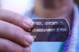 His And Hers Dog Tags Veterans Rates Alarming Exceed Civilian Rates Iowa