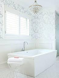 wallpaper for bathrooms ideas wallpaper a bathroom cafeterasbaratas