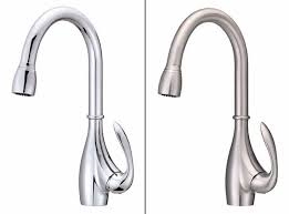 stainless kitchen faucets danze d454746 bellefleur single handle two function pull
