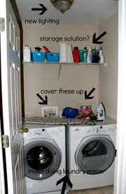 Laundry Room Storage Between Washer And Dryer by Articles With Small Laundry Room Ideas Ikea Tag Small Laundry
