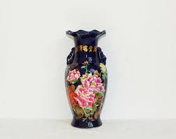 Porcelain Vases Uk Japan Blue Vases Etsy Uk