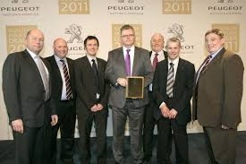 peugeot dealers robins u0026 day manchester named among top peugeot dealers in the uk