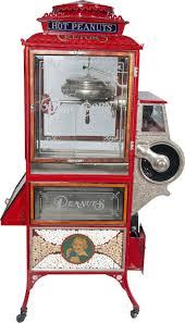 Old Fashioned Popcorn Machine Popcorn Popper On Stand Us Machine Com