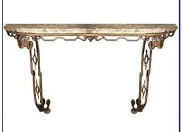 Wrought Iron Sofa Tables by Das Beste Wrought Iron Sofa Table Hausdesign Pier One And Slate