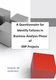 Questionnaire For Home Design by A Questionnaire For Identify Failures In Business Analysis Phase Of E U2026