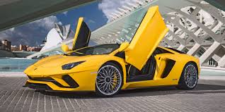yellow and black lamborghini 2017 lamborghini aventador s review caradvice