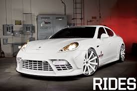 Porsche Panamera All White - porsche panamera turbo white image 86
