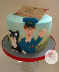 postman pat u0026 jess cake emma lake cut cake kitchen