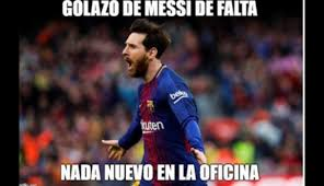 Memes De Messi - barcelona vs legan礬s los mejores memes del hat trick de messi y