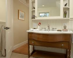 cottage bath vanity houzz bathroom gray southern living style
