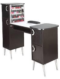 Nail Tech Desk by Table Mt 06