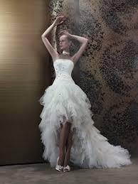 robe mari e courte devant longue derriere 27 robes de mariée longues derrière et courtes devant robe
