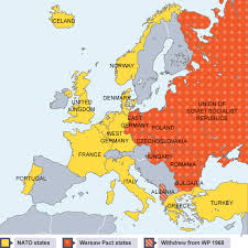 Eastern Europe Iron Curtain Bbc Bitesize Higher History Reasons For The Cold War Revision 3