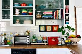 Kitchen Bookshelf Cabinet Open Kitchen Cabinet Designs Open Shelving Upper Kitchen Cabinets