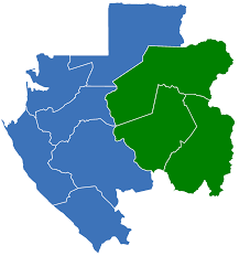 2016 Election Map Gabonese Presidential Election 2016 Wikipedia