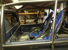 Toyota Pickup Bench Seat 89 Toyota Pickup Adding Bench Seat And Roll Bar To Bed Pirate4x4