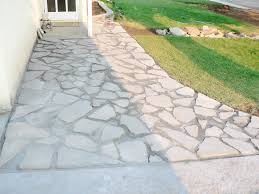 concrete patio ideas backyard the common cents home tehachapi ca home cleaning and professional