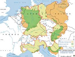 Cold War Germany Map Cold War Europe 1945 To 1990 2 Gif 1920 1504 Home Learning In Map