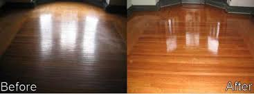 Refinished Hardwood Floors Before And After Five Start Flooring And Painting
