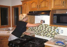 how to install a glass tile backsplash in the kitchen kitchen glass tile backsplash ideas