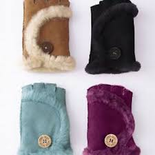 ugg gloves sale office ugg gloves fingerless mini bailey sheepskin shearling color
