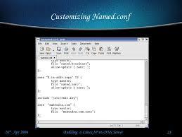 Download Linux Dns Server Software by Building Linux Ipv6 Dns Server Complete Presentation